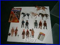 Empire LEGENDS OF THE WEST 30 Total Figures. Complete set with Variations RARE