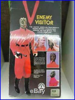 Enemy Visitors V Action Figure Lyn 1983 Vintage Toy