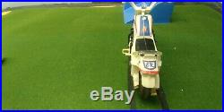 Evel Knievel 70s Stunt Cycle Bike & Action Figure Evil Original Vintage Toy Set