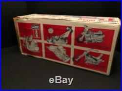 Evel Knievel Road and Trail Adventure Set, Figure, Trail Bike, Energizer, Box