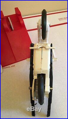 Evel Knievel Stunt Cycle Ideal 1975 With Action Figure Energizer Works