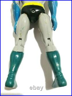 Figure Mego Corp Batman Micronauts Micronauti Magnetic Magnetico Vintage 70 Rare