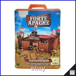 Fort Apache Vintage Old West Cowboys Indians Action Figure Super Battle Playset