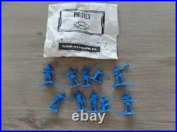 French and Indian War, Battle of Fort William Henry Playset Classic Toy Soldiers
