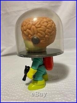 Funko Pop Mars Attacks Martian 01 Retire Vaulted Rare Loose Figure Toy Vintage