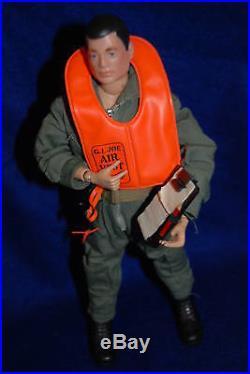 G. I. Joe Action Pilot Scramble flight suit 12 GI Joe vintage Hasbro toy figure