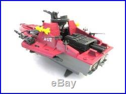 GI Joe Action Force COBRA MORAY HYDROFOIL Vintage Hasbro Toy Figure 100% 85
