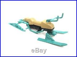 GI Joe Action Force Cobra ZARTAN + SWAMP SKIER Vintag Hasbro Toy Figure 1984
