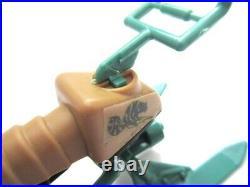 GI Joe Action Force Cobra ZARTAN SWAMP SKIER Vintage Hasbro Toy Figure 1984