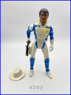 Galaxy Rangers Walter Doc Hartford Figure Vintage 80s Toy