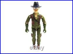 Gi Joe Action Force Cobra DRAGONFLY WILD BILL Vintage Hasbro Toy Figure 100%