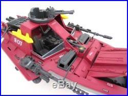 Gi Joe Action Force Cobra MORAY HYDROFOIL Vintage Hasbro Toy Figure 1985