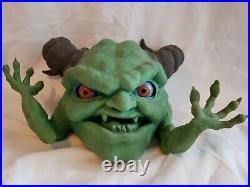 Goosebumps Figure Puppet Vintage Toys Horror Monsters Boglins Creatures 1996