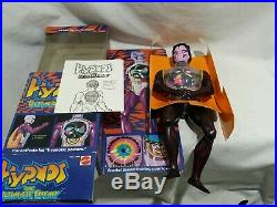 HYPNOS ACTION FIGURE The Ultimate Enemy of Pulsar 1978 Mattel Vintage Toy new