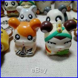 Hamtaro Figures Mini Lot Hamster Vintage Figure Furniture Toy Set