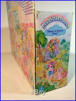 Hasbro MLP My Little Pony Dance N Prance G1 DJ Swinger Twirler Doll Figures MIB