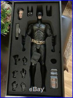 Hot Toys dark Knight Rises Batman 1/4 Figure scale Quarter Scale