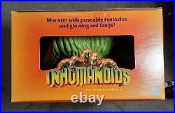 Inhumanoids Tendril Hasbro 1986 14 Tall Vintage Action Figure Toy BOXED