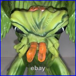 Inhumanoids Tendril Hasbro 1986 14 Tall Vintage Action Figure Toy Excellent