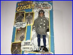 Inspector Gadget Galoob Action Figure Doll Vintage 1983 Toy Cartoon Don Adams