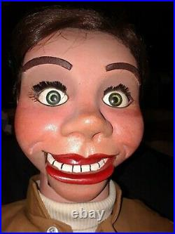 Jack Coats Ventriloquist Figure Dummy