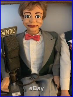 Jerry Mahoney Ventriloquist Figure Made And Used By Paul Winchell