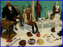 Johnny West action figures and more