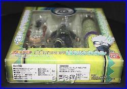 Kakashi Bandai 2003 Sealed 1st articulated figure toy New Rare Vintage Naruto