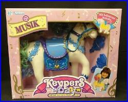 Keypers Kenner Musik Ponny Boxed Vintage Toy Figure