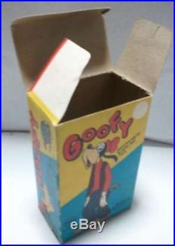 LINEMAR Goofy Vintage Figure Toy Tinplate79