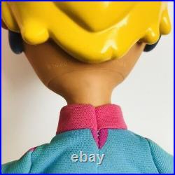 Large 1990s Official Disney DOUG Funny Patti Mayonnaise Vtg Plush Soft Toy 30cm
