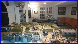 Lifelong vintage collection Gi Joe 3.75 Figures 118 scale withUSS Flagg Carrier