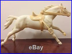 Lord Of The Rings Frodos Horse Toy Figure 1979 Knickerbocker Vintage Very Rare