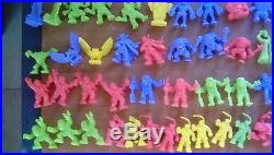 Lot of 150 Monster In My Pocket Vintage Action Figures MIMP Toy Series 1 2 4 Box
