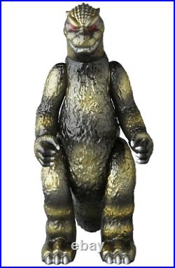 MEDICOM TOY Project 1/6 EXCLUSIVE Vintage Godzilla Clear Black figure