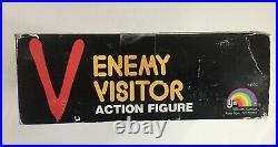 MISB Vintage Toy V Enemy Visitor LJN 12 Action Figure Doll 4500 1984 TV Series