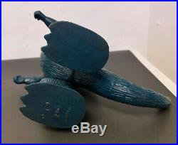 Marusan Godzilla vintage sofubi figure Japan kaiju soft vinyl Bullmark Toho toy