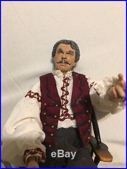 Marx Johnny West Figure Lot