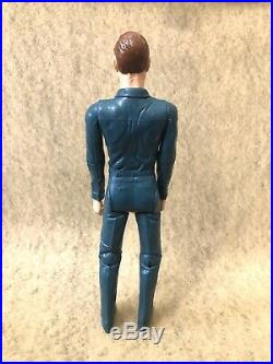 Marx Mike Hazard Double Agent Box Spy Figure Original Accessories Near Complete