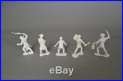 Marx Rare Pirate Cove Playset complete set of Figures (Total of 13)