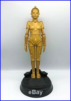Masudaya METROPOLIS UFA MARIA Display Figure Statue Vintage Toy