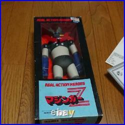 Medicom Toy Mazinger Z Real Action Heroes Toei SFX Figure Retro Vintage Rare