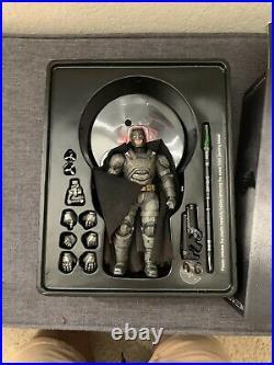 Mezco One12 Collective Batman V Superman Armored Batman Figure