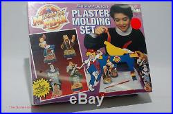 Mighty Max Figure Factory Plaster Molding Set from NSI 1994 BRAND NEW