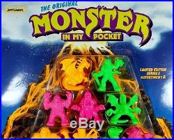 Monster In My Pocket - Series 2 - Complete Set X 24 Mini Figures 15