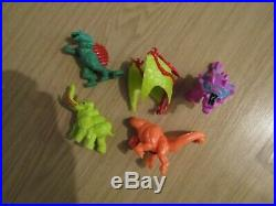 Monsters In My Pocket Hugh Job Lot Display Clash Game Over 100 Figures