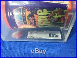 Motu Masters Universe He Man Slime Pit Ooze 85 Ukg Graded Mint Figure Vtg toy