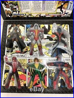 NEW Vintage 1997 1998 90s Toy Biz Marvel Collector Editions X-MEN Figure Set Lot