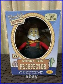 New Disney Toy Story Prospector Young Epoch Figure Vintage Doll Japan