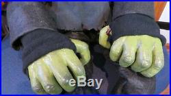 New Frankenstein Monster Ventriloquist Figure 1 Of A Kind Handmade Halloween